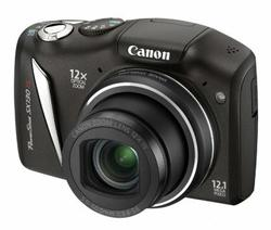 Compare Canon Powershot SX120IS vs Canon SX130IS (New)