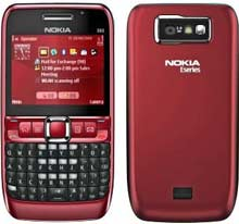 nokia e series phones