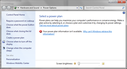 Power plans missing - Restore power plans on Windows 7
