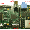Rasberry Pi Tech Specs