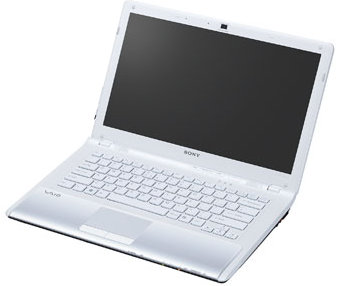 Sony Vaio CW Series recalled
