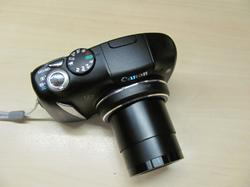 Canon SX130IS Top View